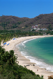 Aerial View of La Ropa Beach Photographic Print by Danny Lehman