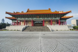 National Concert Hall in the Grounds of the Chiang Kai-Shek Memorial Hall, Taipei, Taiwan, Asia Photographic Print by Michael Runkel