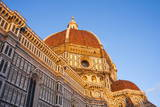The Dome of Brunelleschi, Duomo, Florence (Firenze), Tuscany, Italy, Europe Photographic Print by Nico Tondini