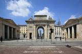 Porta Garibaldi, Milan, Lombardy, Italy, Europe Photographic Print by Vincenzo Lombardo