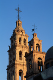 Bell Towers of San Sebastian Church Photographic Print by Danny Lehman
