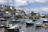 Brixham Harbour, Devon, England, United Kingdom, Europe Photographic Print by Rob Cousins
