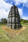 Hindu Dieng Temple Complex, Dieng Plateau, Java, Indonesia, Southeast Asia, Asia Reprodukcja zdjęcia autor Michael Runkel