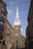 Paul Revere's Old North Church, Boston, MA Photographic Print by Joseph Sohm