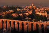 Aqueduct of Queretaro Photographic Print by Danny Lehman