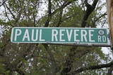 Paul Revere Road, American Revolution Photographic Print by Joseph Sohm