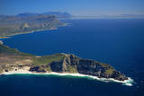 Aerial View of Cape of Good Hope Fotografisk tryk af Charles O'Rear
