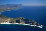 Aerial View of Cape of Good Hope Fotografisk tryk af Charles O'Rear