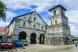 Colonial Spanish Church of Our Lady of the Immaculate Conception, Baclayon Bohol, Philippines Photographic Print by Michael Runkel