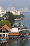 Port of Georgetown, Penang Island, Malaysia, Southeast Asia, Asia Photographic Print by Richard Cummins