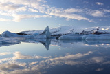 View over Jokulsarlon Photographic Print by Lee Frost