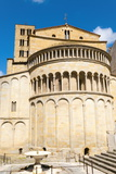 The Apse, Church of Santa Maria Della Pieve, Arezzo, Tuscany, Italy, Europe Photographic Print by Nico Tondini