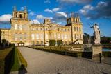 Blenheim Palace, Woodstock, Oxfordshire, England, United Kingdom, Europe Photographic Print by Matthew Williams-Ellis