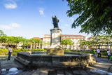 King Charles Iv Monument, Intramuros, Manila, Luzon, Philippines, Southeast Asia, Asia Photographic Print by Michael Runkel