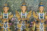 Sein Yaung Chi Pagoda, Yangon (Rangoon), Myanmar (Burma), Asia Photographic Print by Richard Cummins