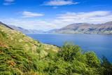 Lake Hawea, Haast Pass, South Island, New Zealand, Pacific Photographic Print by Michael Runkel