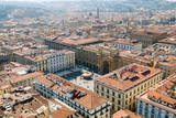 View over Florence from the Duomo, Florence (Firenze), Tuscany, Italy, Europe Photographic Print by Nico Tondini