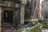 South East Asia Cambodia Siem Reap Angkor Wat Temple Complex Photographic Print by Stephen Studd