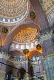 Yeni Mosque, Eminonu and Bazaar District, Istanbul, Turkey, Europe Photographic Print by Richard Cummins