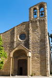 San Domenico Church Dating from the 14th Century, Arezzo, Tuscany, Italy, Europe Photographic Print by Nico Tondini