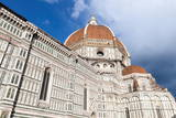 The Dome of Brunelleschi, Cathedral, Florence (Firenze), Tuscany, Italy, Europe Photographic Print by Nico Tondini