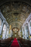 Interior of the San Augustin Church, Intramuros, Manila, Luzon, Philippines, Southeast Asia, Asia Photographic Print by Michael Runkel