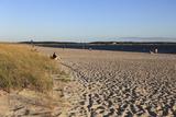 Kalmus Park Beach, Hyannis, Cape Cod, Massachusetts, New England, Usa Photographic Print by Wendy Connett