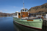 Tourist Pleasure Cruiser Lady Wakefield, Awaiting Passengers at Glenridding, Lake Ullswater Photographic Print by James Emmerson