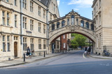Bridge of Sighs, Hertford College, Oxford, Oxfordshire, England, United Kingdom, Europe Photographic Print by Matthew Williams-Ellis
