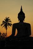 Wat Mahatat, Sukhothai Historical Park, Sukhothai, Thailand, Southeast Asia, Asia Fotografisk tryk af Tuul