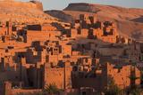 Kasbah Ait Benhaddou Fotografisk tryk af Lee Frost