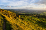 Cleve Hill, Part of the Cotswold Hill, Cheltenham, the Cotswolds, Gloucestershire, England Photographic Print by Matthew Williams-Ellis
