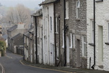 Original Cottages in Captain French Lane, Old Kendal, South Lakeland Photographic Print by James Emmerson