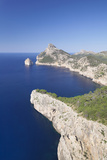 Cap De Formentor (Cape De Formentor), El Colomer Island, Majorca (Mallorca) Photographic Print by Markus Lange