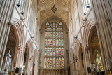 Bath Abbey Interior, Bath, Avon and Somerset, England, United Kingdom, Europe Photographic Print by Matthew Williams-Ellis