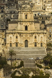Duomo San Giorgio in Modica, a Town Famed for Sicilian Baroque Architecture, Modica Photographic Print by Rob Francis