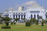 Yangon City Hall, Yangon (Rangoon), Myanmar (Burma), Asia Photographic Print by Richard Cummins