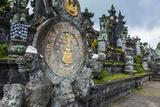 Pura Besakih Temple Complex, Bali, Indonesia, Southeast Asia, Asia Reprodukcja zdjęcia autor Michael Runkel