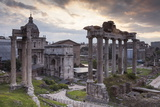 The Roman Forum (Foro Romano), Rome, Lazio, Italy, Europe Reprodukcja zdjęcia autor Julian Elliott