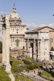 The Roman Forum (Foro Romano), Rome, Lazio, Italy, Europe Photographic Print by Julian Elliott