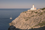 Lighthouse at Cap De Capdepera, Near Cala Ratjada, Majorca (Mallorca) Photographic Print by Markus Lange