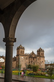 Plaza De Armas with the Cathedral, Cuzco, UNESCO World Heritage Site, Peru, South America Photographic Print by Yadid Levy