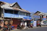 Aberdeen Bazaar, Port Blair, Andaman Islands, India, Asia Photographic Print by Richard Cummins