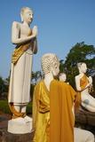 Wat Yai Chai Mongkhon, Ayutthaya Historical Park, Ayutthaya, Thailand, Southeast Asia, Asia Photographic Print by Tuul
