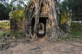 Ta Som Temple, Angkor Wat Temple Complex, Angkor, Siem Reap, Cambodia, Indochina Photographic Print by Stephen Studd