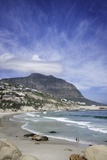 Llandudno Cove Beach Marked by Granite Boulders, Atlantic Ocean, Between Camp's Bay and Hout Bay Photographic Print by Kimberly Walker