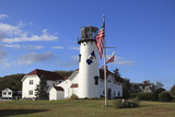Chatham Lighthouse, Chatham, Cape Cod, Massachusetts, New England, Usa Photographic Print by Wendy Connett