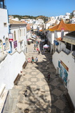 Rua 5 De Outobro, Albufeira, Algarve, Portugal, Europe Photographic Print by G&M Therin-Weise