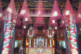 Quang Trieu (Cantonese) Assembly Hall, Hoi An, Quang Nam, Vietnam, Indochina, Southeast Asia, Asia Photographic Print by Ian Trower