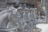 Statues at Tomb of Khai Dinh, Hue, Thua Thien-Hue, Vietnam, Indochina, Southeast Asia, Asia Photographic Print by Ian Trower